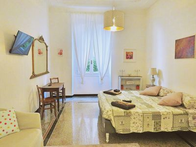Photo for 1BR Apartment Vacation Rental in Genova, Liguria