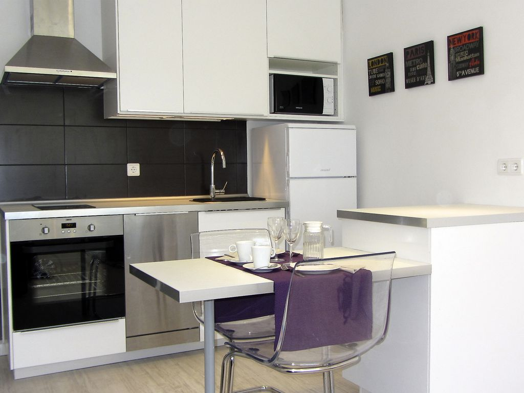 Barcelona appartement moderne et confortable la - Appartement moderne confortable douillet ...