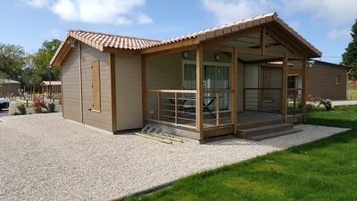 Photo for 2 bedroom cottage in Domaine with indoor & heated pool