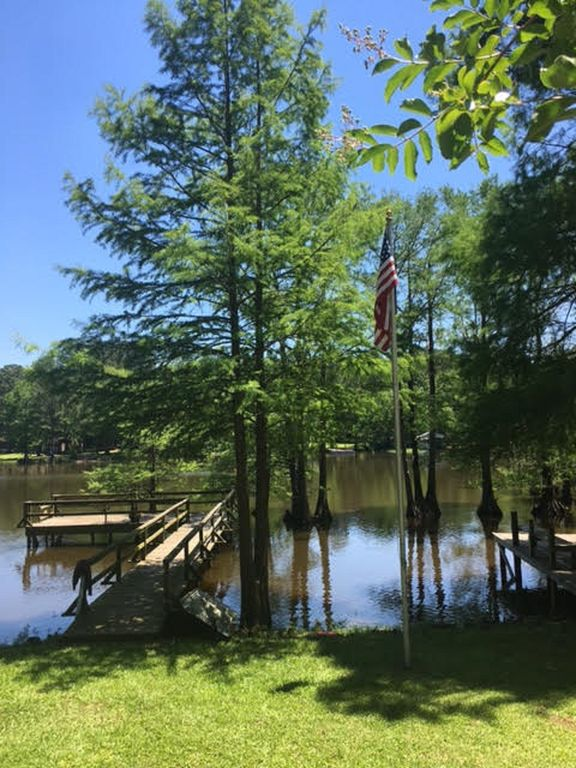 Escape to the lake homeaway farmerville for Lake d arbonne fishing report