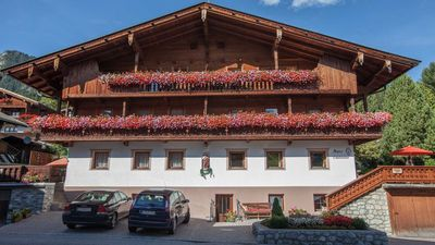 Photo for Apartment no. 3 for 1 to 2 persons - Alpbach Pension Edelweiss