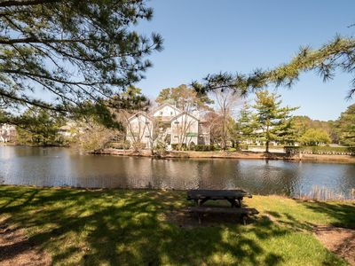 Photo for KICK OFF SUMMER WITH SPECIAL  20% OFF SALE ! Sea Colony Bungalow on Heron Lake