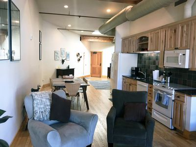 Downtown Luxury Loft- Spring and Summer are booking fast- don't miss out!