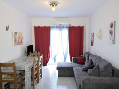 Photo for Bright apartment 50 m from the beach