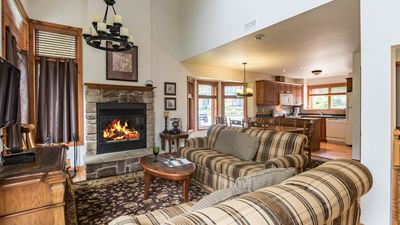 Photo for 5BR Condo Vacation Rental in Mont-Tremblant, QC