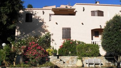 Photo for 2BR House Vacation Rental in Ile Rousse