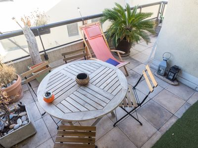 Photo for PLEASANT APARTMENT IN MONTPELLIER ARCEAUX DISTRICT FOR 4 PEOPLE