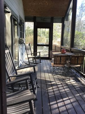 Photo for Mountain's Laurel a charming cottage 4 miles Highlands Downtown SPECIAL RATES