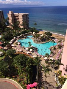 Photo for Schedule a Beautiful, Ocean-front Resort On Maui!
