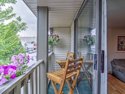 Photo for Lovely Apartment w/Balcony in Downtown Grand Haven
