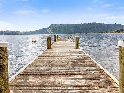 Photo for Lakefront Sublime - Lake Rotoiti Holiday Home