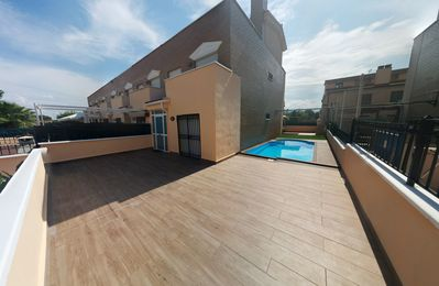 Photo for Villa with private pool- WIFI in front of PortAventura-Salou (beach, tennis & Gol