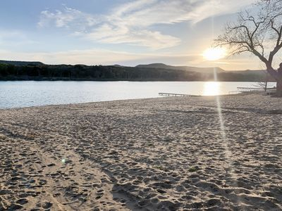 Photo for SANDY SHORES VACATION HOME Lake LBJ  2020 New Rental