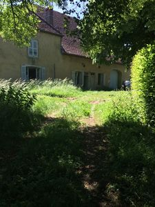 Photo for Old house on a medieval mound in the heart of a village in Val d'Amour