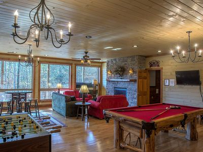 Photo for Special 25% off June 3rd -12!Great Mtn View,Incredible Game Rm,Theater Rm,HotTub