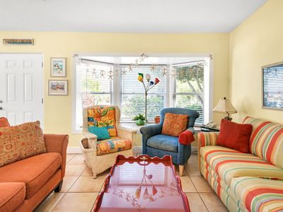Photo for Spacious 2BR Guest House - 2 Blocks to Beach, 2 Miles to Destin Commons