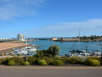 Photo for New 4 bedroom home, sleeps 10 located in the Marina with Awesome Views