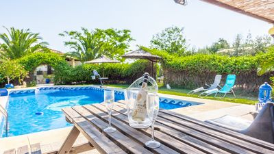 Photo for Holiday villa with WiFi for 10 people - privacy guaranteed