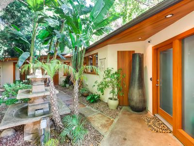 Photo for Modern Balinese Zen Retreat in Hollywood Hills