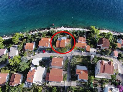 Photo for Apartment in Seget Vranjica (Trogir), capacity 4+0