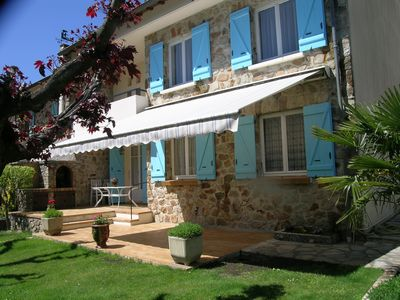 Photo for Charming house in the heart of the Cevennes