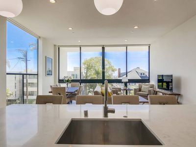 Photo for Spacious Bankers Hill Loft + Parking