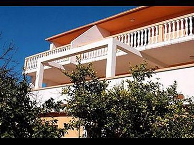 Photo for 2BR Apartment Vacation Rental in Novalja, Island Pag