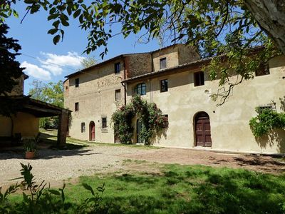 Photo for Fantastic apartment for holidays in Chianti