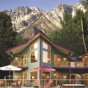 Photo for Riverdance Lodge Leavenworth's Best Riverfront and Mountain Getaway