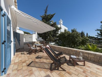 Photo for A little house by the sea at Vale de Lobo - Algarve
