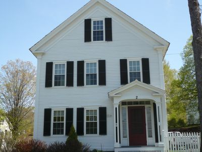 Photo for Charming Home In Historic Walpole Village - Sleeps 10