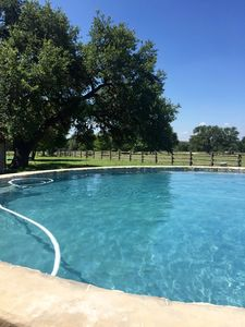 Photo for Enjoy pool, hiking, creek, views and vineyards from historic ranch-a-rita