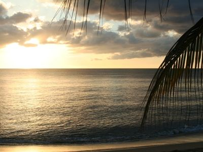 Photo for Rincon Wave View - Steps from the Beach, Wi-Fi, Cable TV, Netflix!!!!