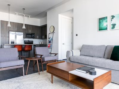 Photo for Relaxing 1BR | WiFi l | Downtown by Lyric