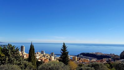 Photo for Apartment Olivier 33M ² in the mas of Angeline in Beausoleil sea view & Monaco