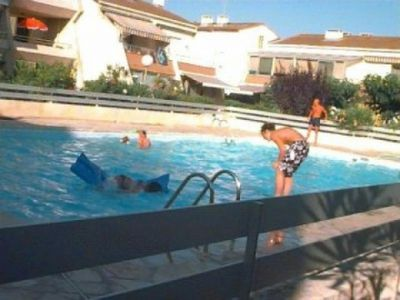 Photo for Apartment Marseillan-Plage, 2 bedrooms, 6 persons