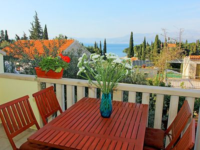 Photo for Vacation home Silvija in Brač/Supetar - 10 persons, 5 bedrooms