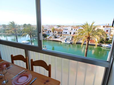 Photo for Apart-Rent-Apartment with canal view (0154)