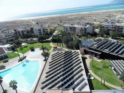 Photo for Studio with bunk bed sea view in Hotel ****