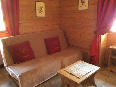 Photo for 2 rooms 4 people 2* exposed North-East