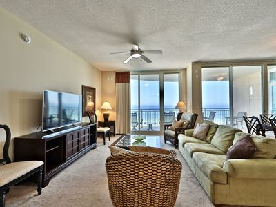Photo for Newly Purchased 3 BR 2 BA 4th floor condo at the Aqua!!!