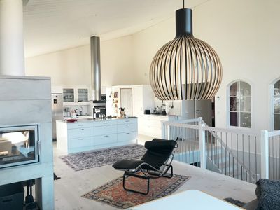 Photo for House with Scandinavian design in the historic town close to Stockholm