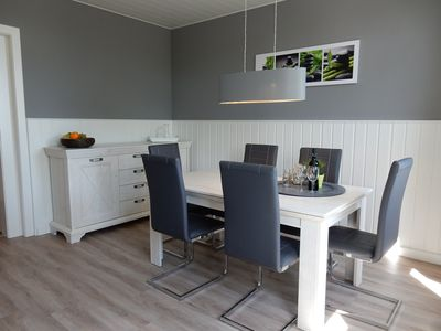 Photo for Linger on a high level, New apartment 90m2 in Braunlage!