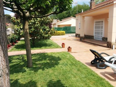 Photo for Villa with private pool, in a residential area of Lloret de Mar.