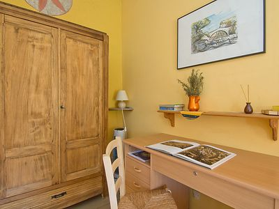 Photo for Apartment La Maison Rose in Malaucène - 2 persons, 1 bedrooms