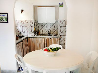 Photo for Apartment in the center of Positano with Internet, Washing machine, Terrace (148591)