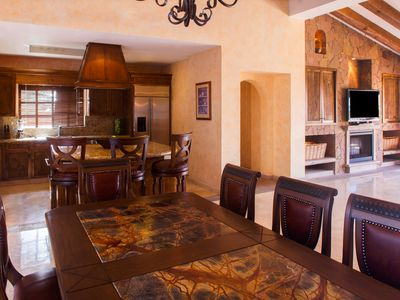 Photo for Gorgeous 3 Bedroom Penthouse Suite Full Board Included in Cabo!