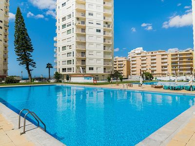 Photo for Lager Green Apartment, Elevator, Balcony, Swimming pool