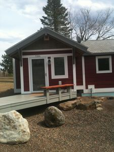 Photo for 2BR House Vacation Rental in Finland, Minnesota