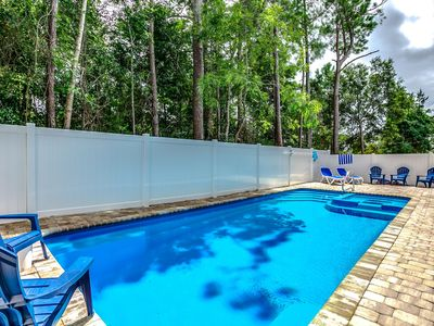 Photo for New Affordable Large Vacation Home/Specious Kitchen/Private Pool/Billiard